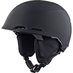 Alpina Maroi Skihelm, black matt